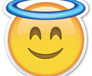 emoji, angel, and png image