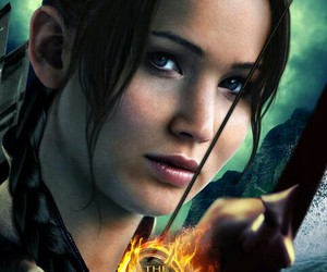 katniss, thg, and catching fire image