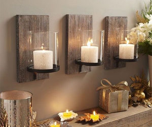 candles and decoration image