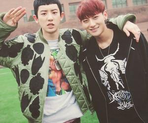 exo, tao, and chanyeol image