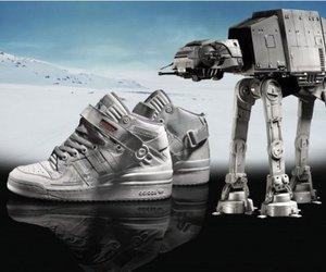 adidas and starwars image