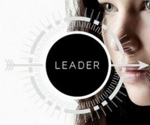 leader, the hunger games, and katniss image