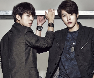 infinite, sungyeol, and woohyun image