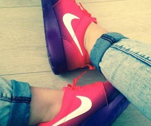 nike, sports, and buty image