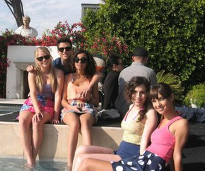 girls, logan henderson, and savannah jayde image