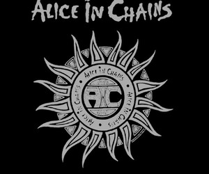 alice in chains, dark, and grunge image