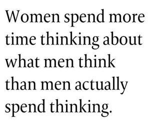 quotes, woman, and men image