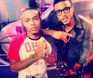 bow wow and august alsina image