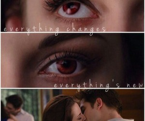 bella cullen, breaking dawn, and couple image