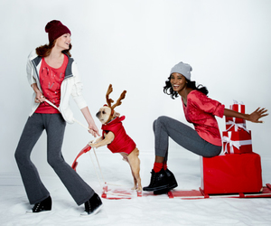 christmas, fashion, and girl image
