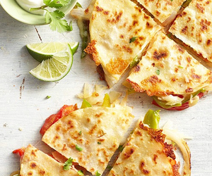 food, healthy, and quesadillas image