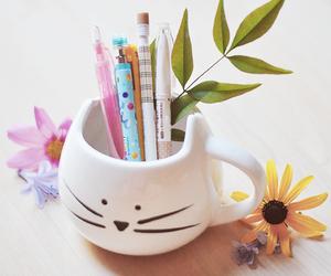 cat, cute, and kawaii image