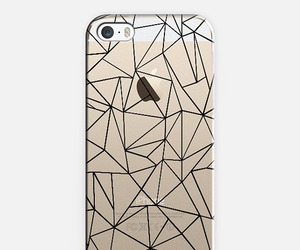 abstract, black, and case image