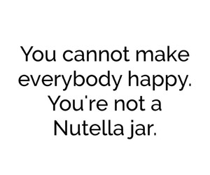 food, happy, and qoutes image