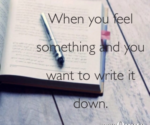 book, feel, and quote image