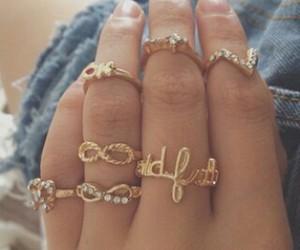 fashion, girly, and hand image