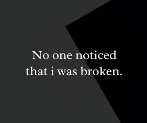 broken, cry, and depression image