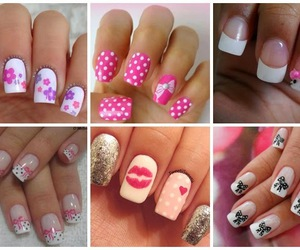 beautiful, nail art, and nail polish image