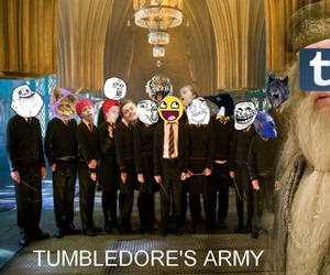 harry potter and tumblr image