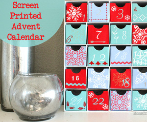 advent calendar, christmas, and diy image