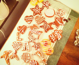 advent, christmas, and Cookies image
