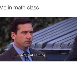 funny, math, and me image