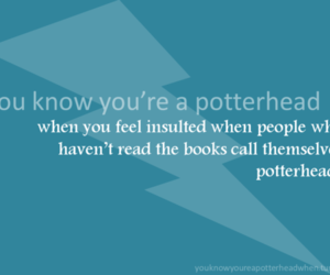 harry potter and potterhead image