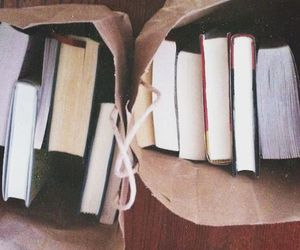 book, reading, and shopping image