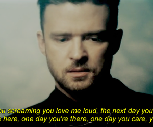 justin timberlake and holy grail image