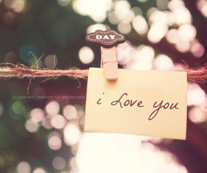 love, I Love You, and photography image