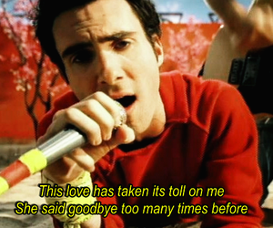 maroon 5, this love, and songs about jane image