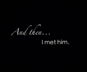him, love, and meet image
