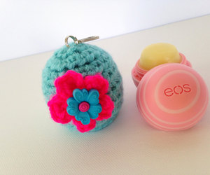 eos, christmas gifts, and eos lip balm image
