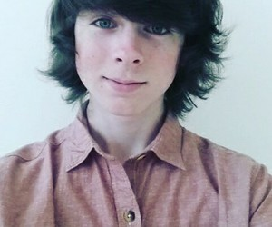 boy and chandler riggs image