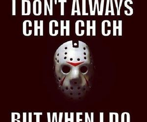 horror, friday the 13th, and jason image