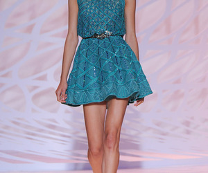 fashion, dress, and Zuhair Murad image