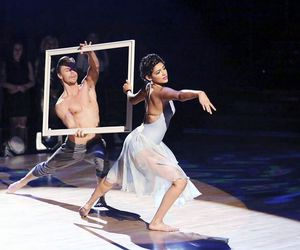 dance, dancing with the stars, and bethany mota image