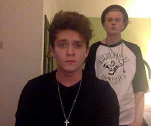 tristan evans, connor ball, and the vamps image