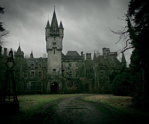 beautiful, gothic, and castle image