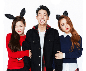 bobby, Ikon, and akmu image