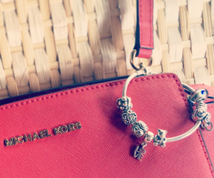 charms, happy, and Michael Kors image