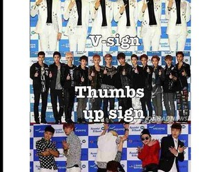 exo, kpop, and funny exo image