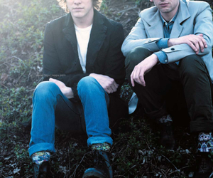 andrew vanwyngarden, MGMT, and andrew and ben image
