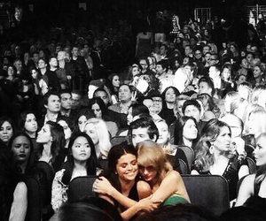 Taylor Swift, selena gomez, and best friends image