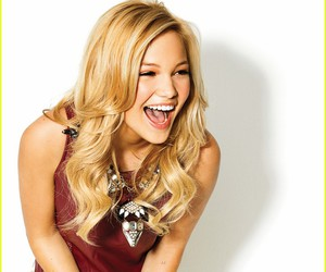 girl, laughing, and olivia holt image
