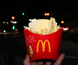 French Fries, cswstop, and McDonalds image