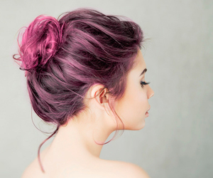 chic, hair, and colors image