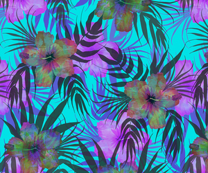 flower, hawaii, and wallpaper image