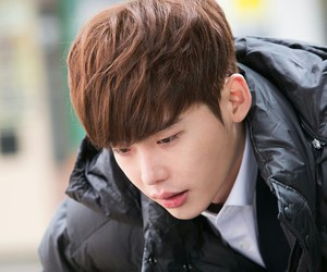 korean actor, lee jong suk, and 이종석 image