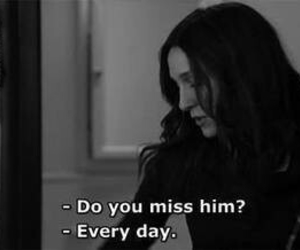 miss, quotes, and him image